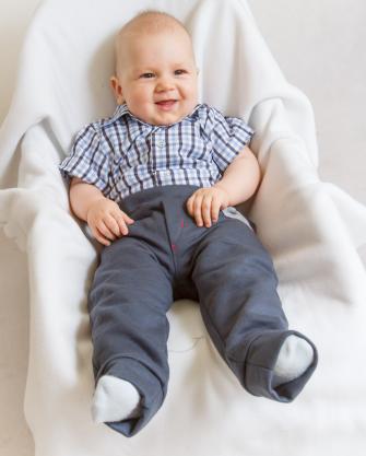 Koszulobody dla niemowlaka