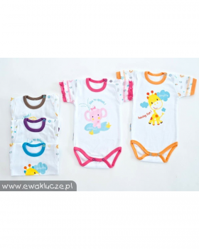 Body niemowlęce SAFARI