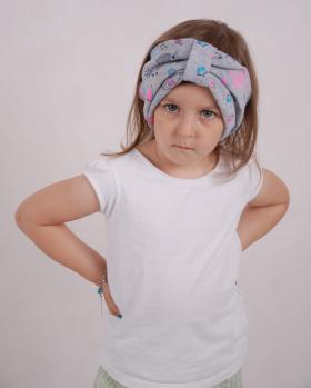 Chusta-komin dziewczęca