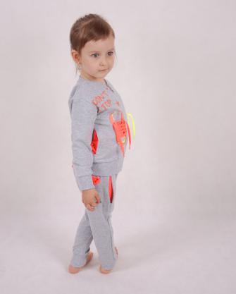 Bluza dziecięca z kieszeniami