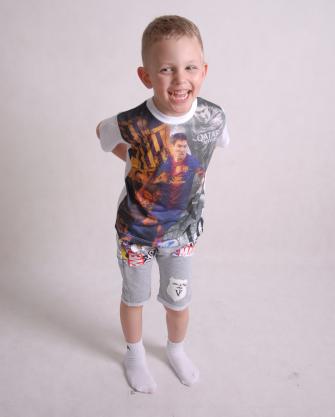 T-shirt chłopięcy LEO MESSI
