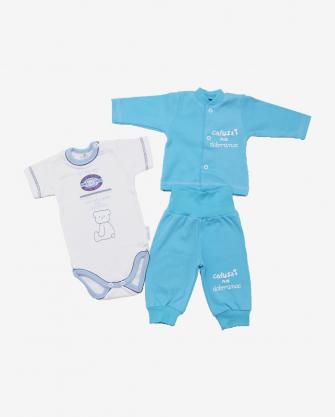 Zestaw ubrań niemowlęcych
