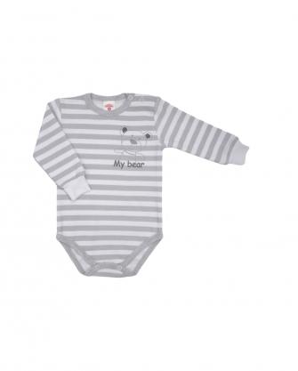 Body niemowlęce szare