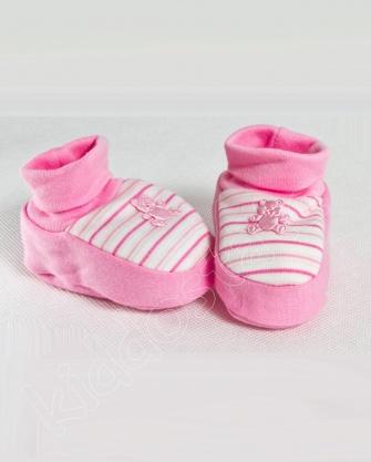 Kapcie dla niemowlaka, bambosze niemowlęce