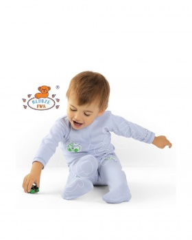 Pajacyk dla niemowlaka