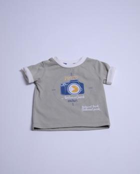 Koszulka dla chłopca krótki rękaw
