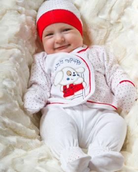 Wyprawka niemowlęca 5-częściowa