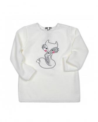 Tunika dziewczęca z kotem