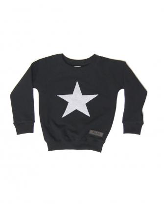 Bluza dziecięca z gwiazdą