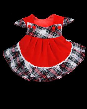Sukienka niemowlęca SZKOT