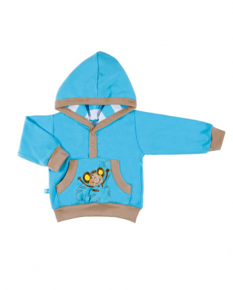 Bluza niemowlęca TRAVELER 6459