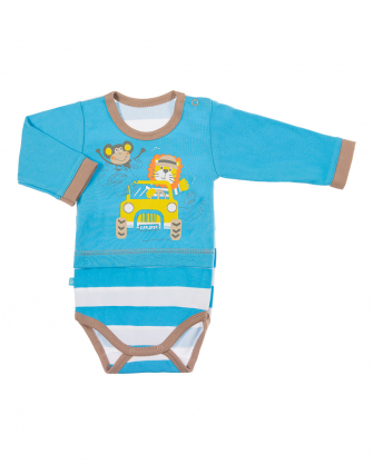Body niemowlece TRAVELER 6536