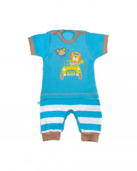 Pajac niemowlęcy TRAVELER 6566