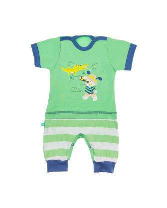 Pajac niemowlęcy TRAVELER 6568