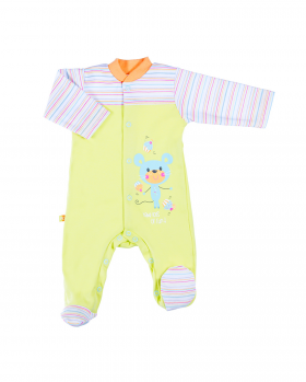 Pajac niemowlęcy POP 6577