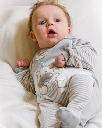 Komplet niemowlęcy TYGRYSEK