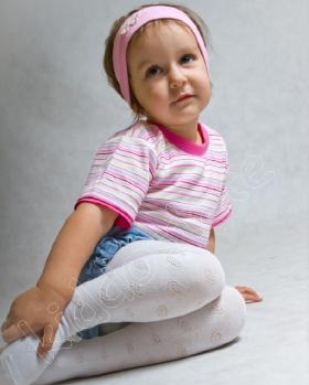 Bluzeczka niemowlęca w paseczki