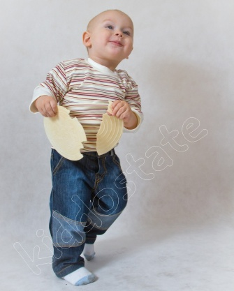 Bluzka dziecięca długi rękaw