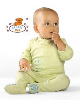 Śpiochy dla niemowlaka