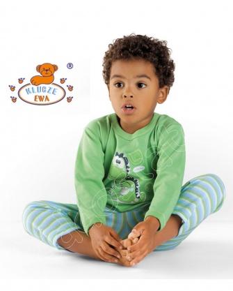 Piżamka dziecięca z długim rękawem