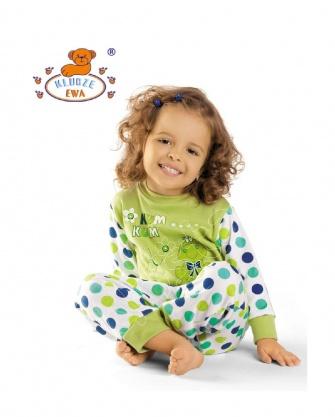 Piżama dziecięca bawełniana