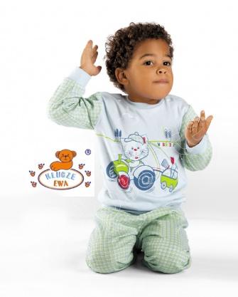 Piżamka dziecięca bawełniana