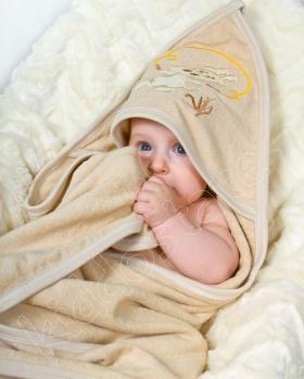 Ręcznik z kapturkiem