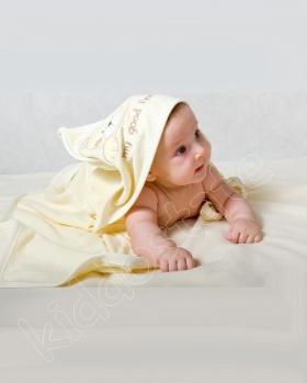 Ręcznik dziecięcy z kapturkiem