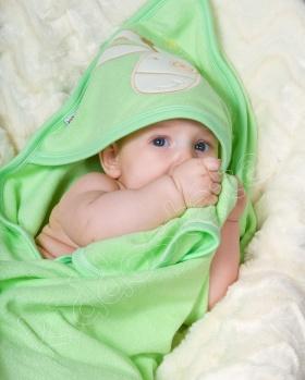 Ręcznik dziecięcy 80x80
