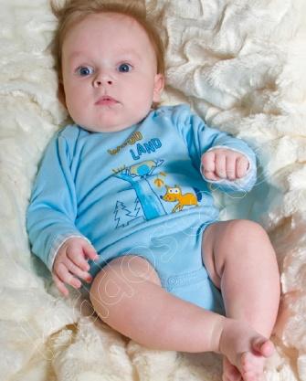 Body niemowlęce WOODLAND