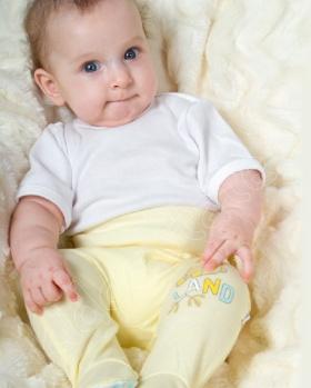 Półśpioszki dla niemowlaka