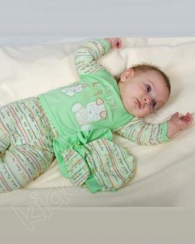 Wyprawka dla niemowlaka 5-częściowa
