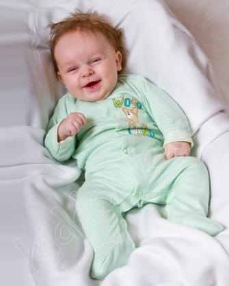 Pajac niemowlęcy WOODLAND