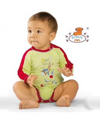 Body niemowlęce długi rękaw