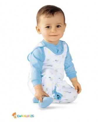 Śpiochy niemowlęce SUPER PUP