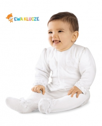 Komplet niemowlęcy bawełniany