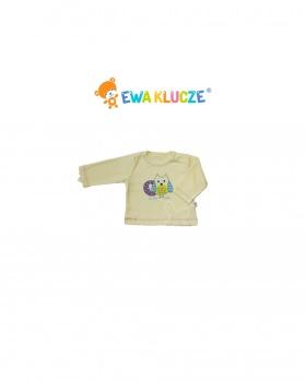 Bluzeczka niemowlęca długi rękaw