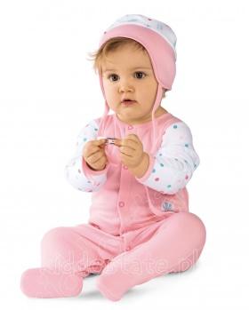 Pajacyk niemowlęcy  Balerina