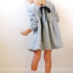 Sukienki dziewczęce, sweterki chłopięce-moda wiosenna